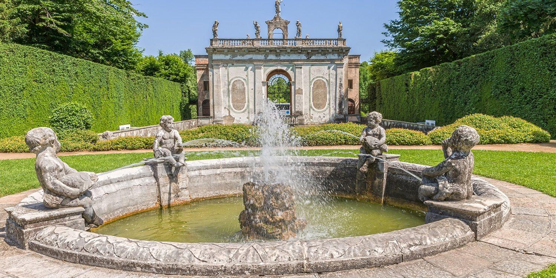 Amato Le fontane da esterno ed i giardini - Petrantica UR72