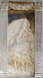 Agostino di Duccio • Diana Tempio Malatestiano