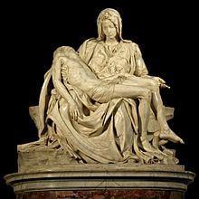 Michelangelo, Pietà vaticana (1497-1499)