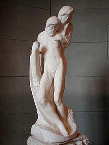 Michelangelo, Pietà Rondanini (1552-1564)