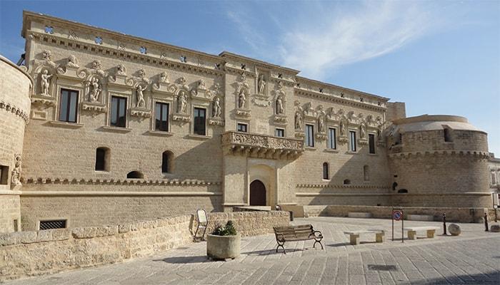 Corigliano d'Otranto • Castello De Monti